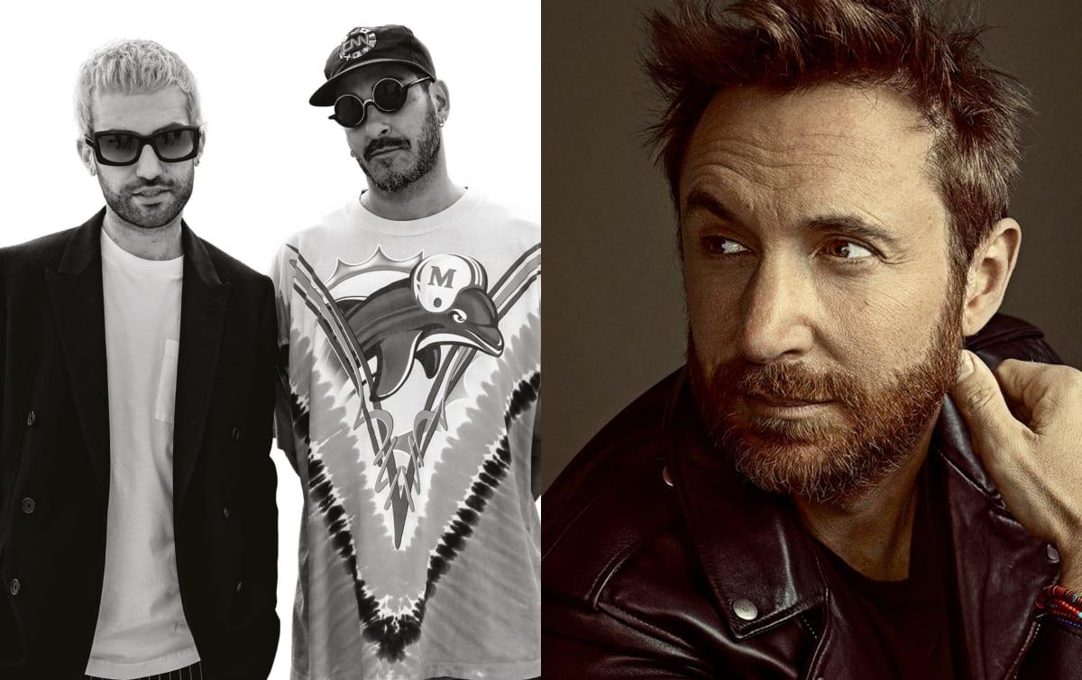 A-Trak and Armand Van Helden's Duck Sauce are Interviewing David Guetta Tomorrow - EDM.com