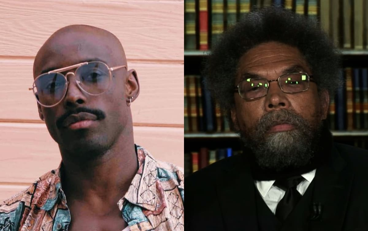 """Brandon Lucas and Dr. Cornel West Join Forces for Collaborative Single """"Got That Hope"""" - EDM.com"""