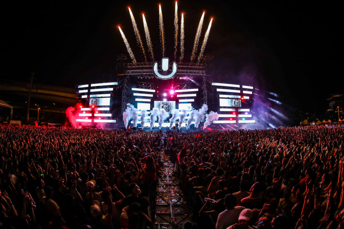 Ultra Returns to Taiwan Next Month with Alesso, Kayzo, SLANDER, More - EDM.com