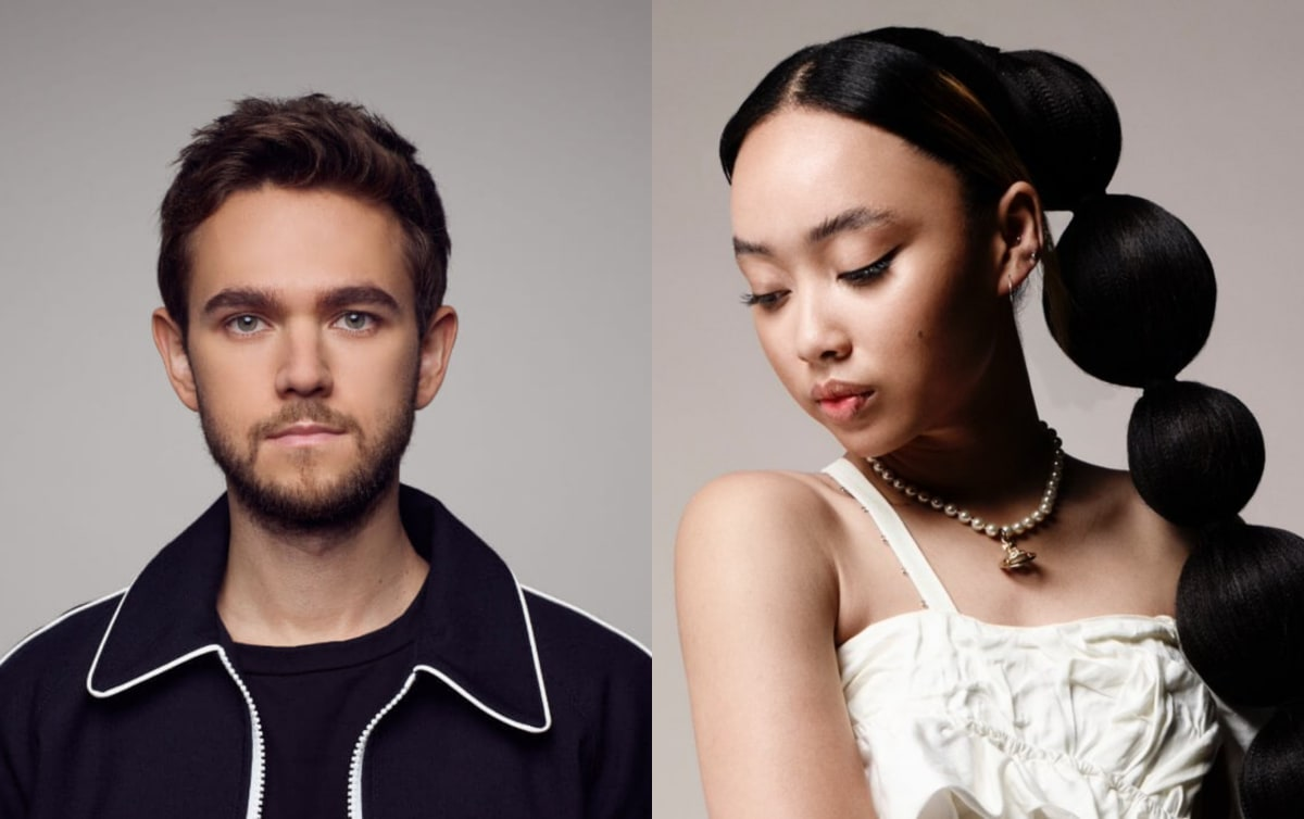 "Listen to a Preview of Zedd's Upcoming Single ""Inside Out"" With Blossoming UK Pop Singer Griff - EDM.com"
