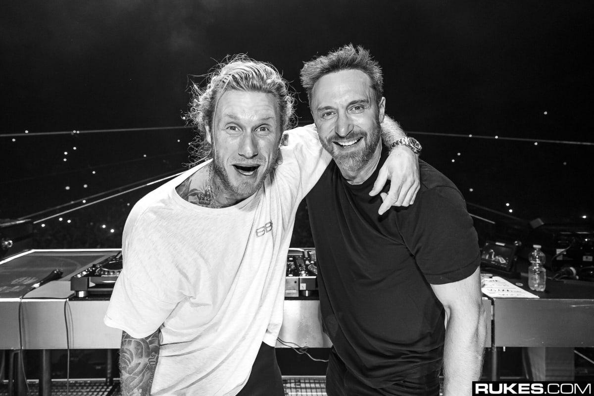 "David Guetta and MORTEN Drop Future Rave Anthem ""Save My Life"" Featuring Lovespeake - EDM.com"