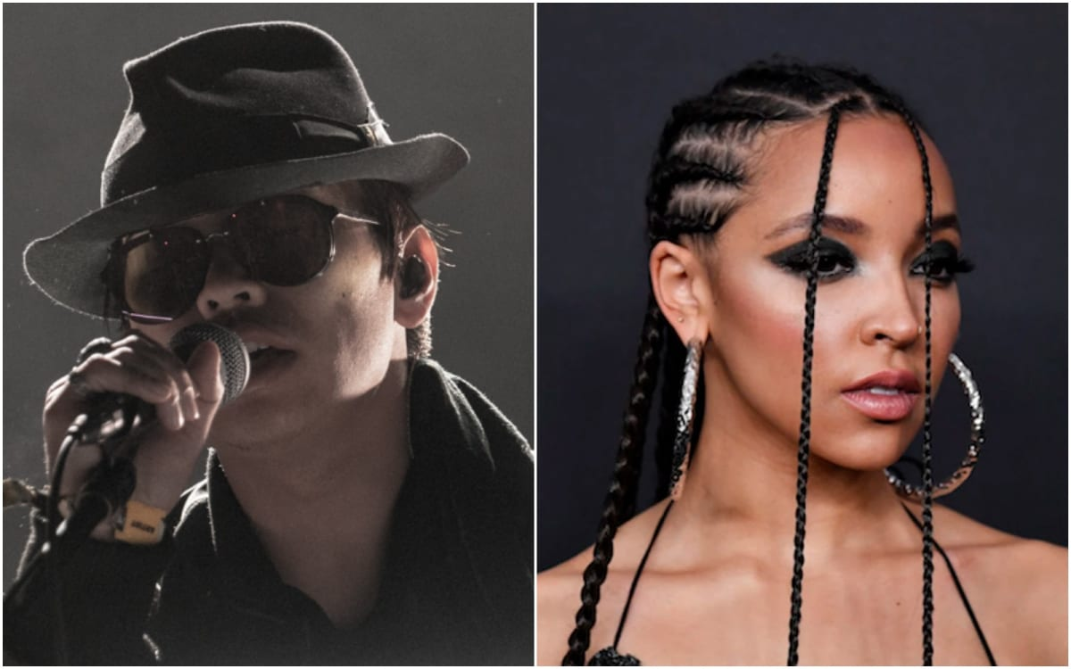 "[LISTEN] ZHU Joins Forces with Tinashe Again to Remix Her Single ""Die A Little Bit"" with Ms Banks - EDM.com"