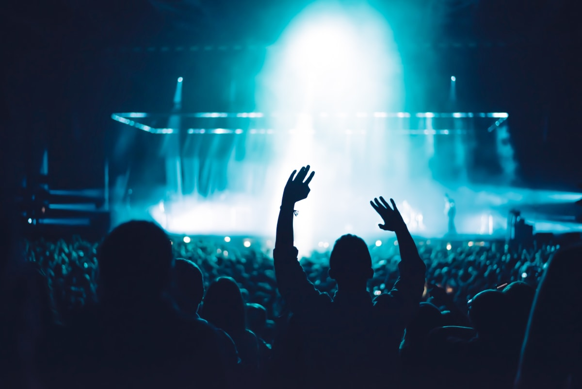 "Experts: Concert Industry Reopening Could See Fans Walking Through ""Mist of Disinfectant"" - EDM.com"