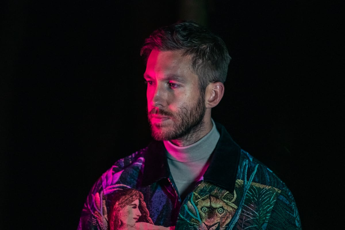 "Calvin Harris Blasts UK Government: ""You've Lost Sight of What Life is About"" - EDM.com"
