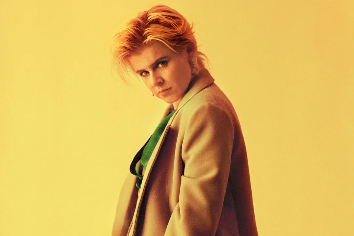 """Listen to a Preview of Robyn's Upcoming Collaboration With Jónsi, """"Salt Licorice"""" - EDM.com"""