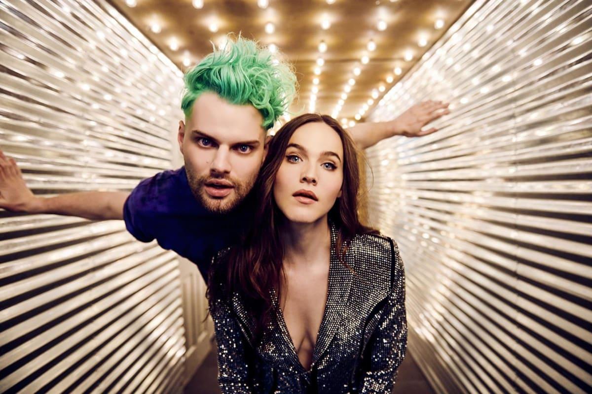 """SOFI TUKKER Shake Up Dillon Francis and BabyJake's """"You Do You"""" with New Remix - EDM.com"""