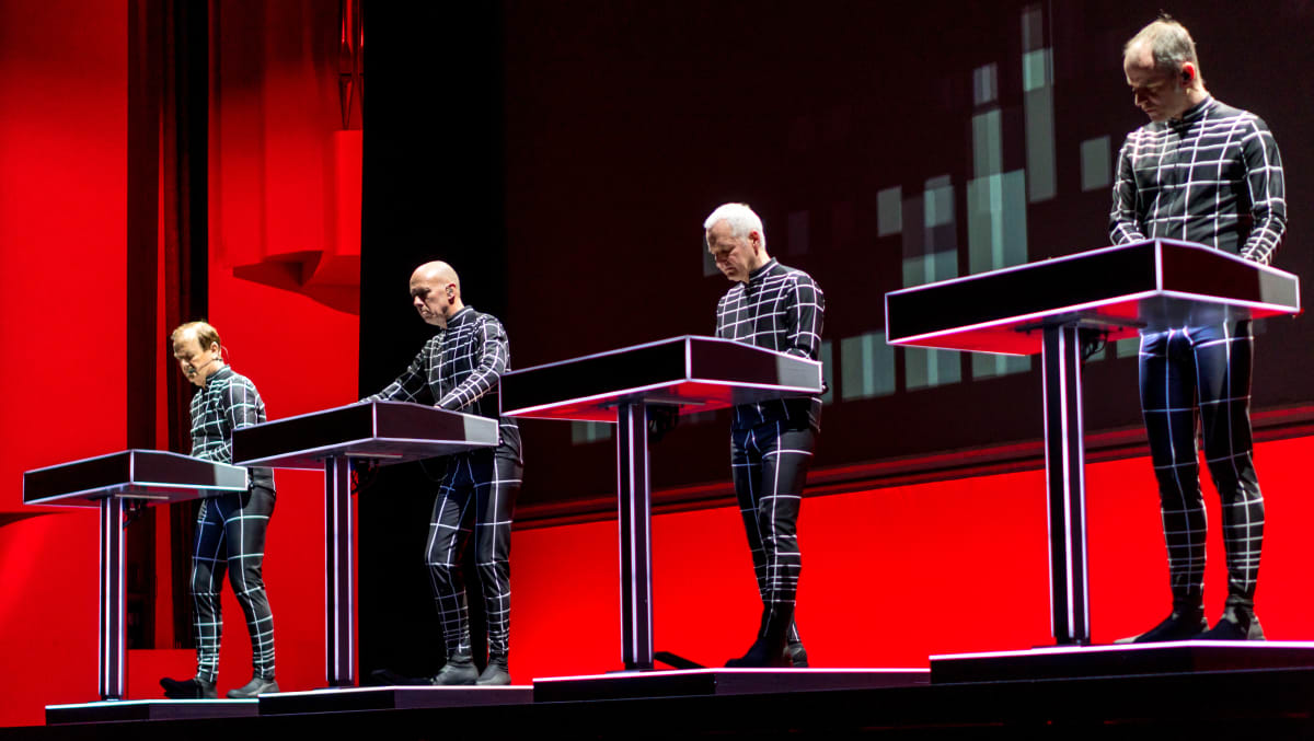Hollywood Bowl Livestream Series to Kick Off with Kraftwerk Rebroadcast This Weekend - EDM.com