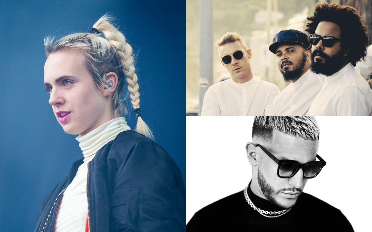 """Lean On"" by Major Lazer, DJ Snake, and MØ Crowned as Decade's Biggest Summer Song by Kiss FM and Shazam - EDM.com"