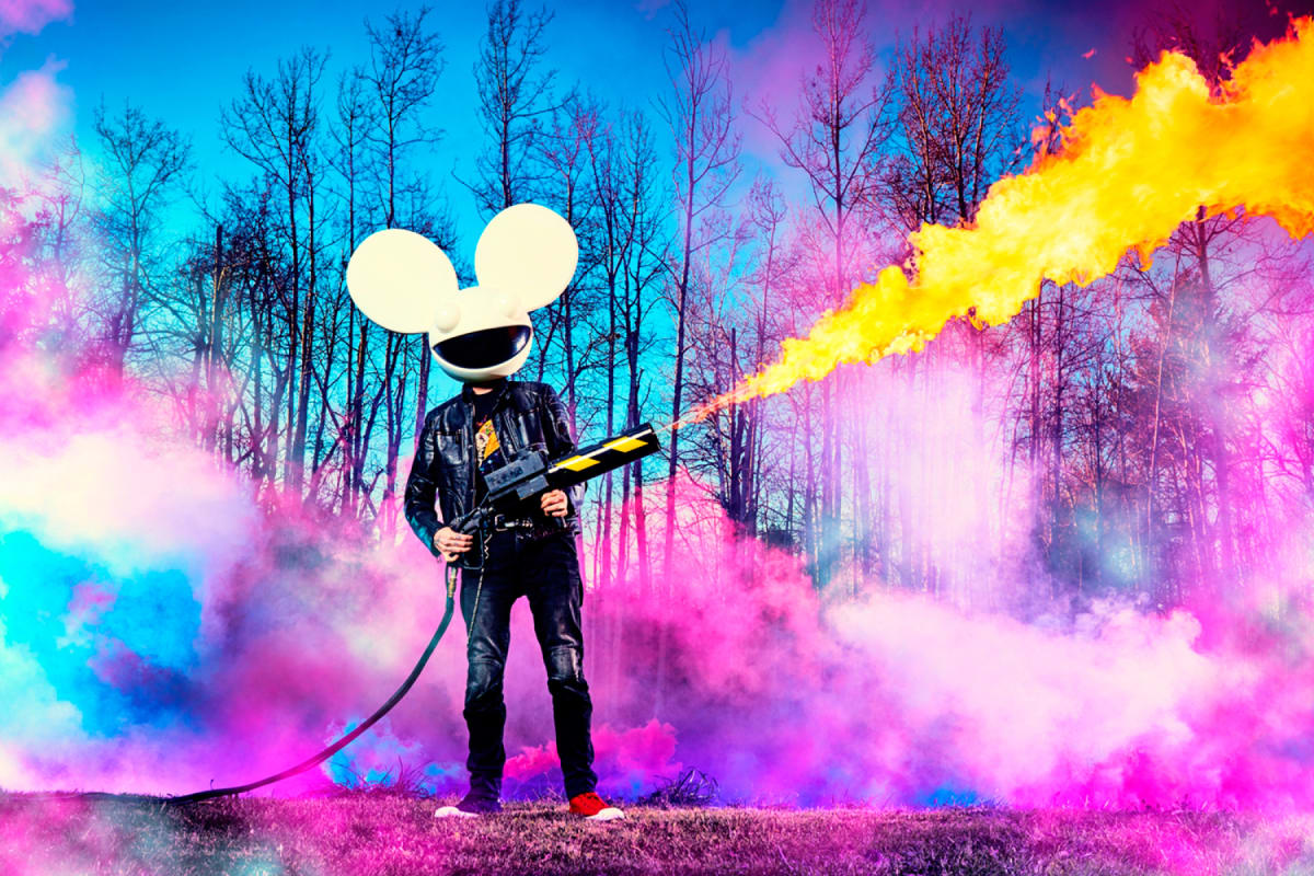 "Jay Robinson Delivers a Heavy Dose of Acid House on Monster ""Pomegranate"" Remix for deadmau5 and The Neptunes - EDM.com"