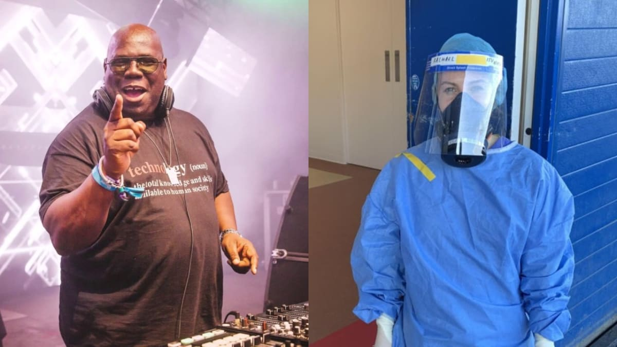 Carl Cox Among Judges to Award COVID-19 Frontline Health Worker a Trip to Barbados - EDM.com