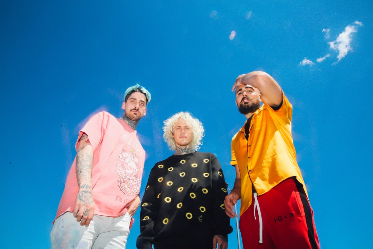 Cheat Codes Announce Debut Album and Forthcoming Virtual Release Party - EDM.com