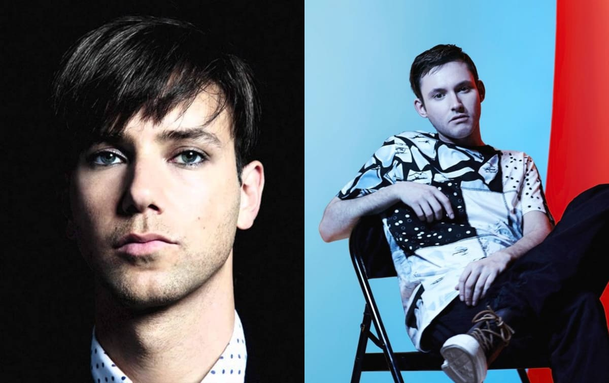 "Hudson Mohawke and Tiga Join Forces for Wonky Single ""Love Minus Zero"" - EDM.com"