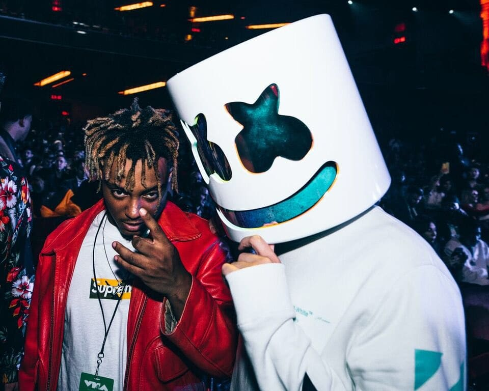 "Listen to Juice WRLD and Marshmello's ""Come & Go"" Ahead of Posthumous ""Legends Never Die"" LP - EDM.com"
