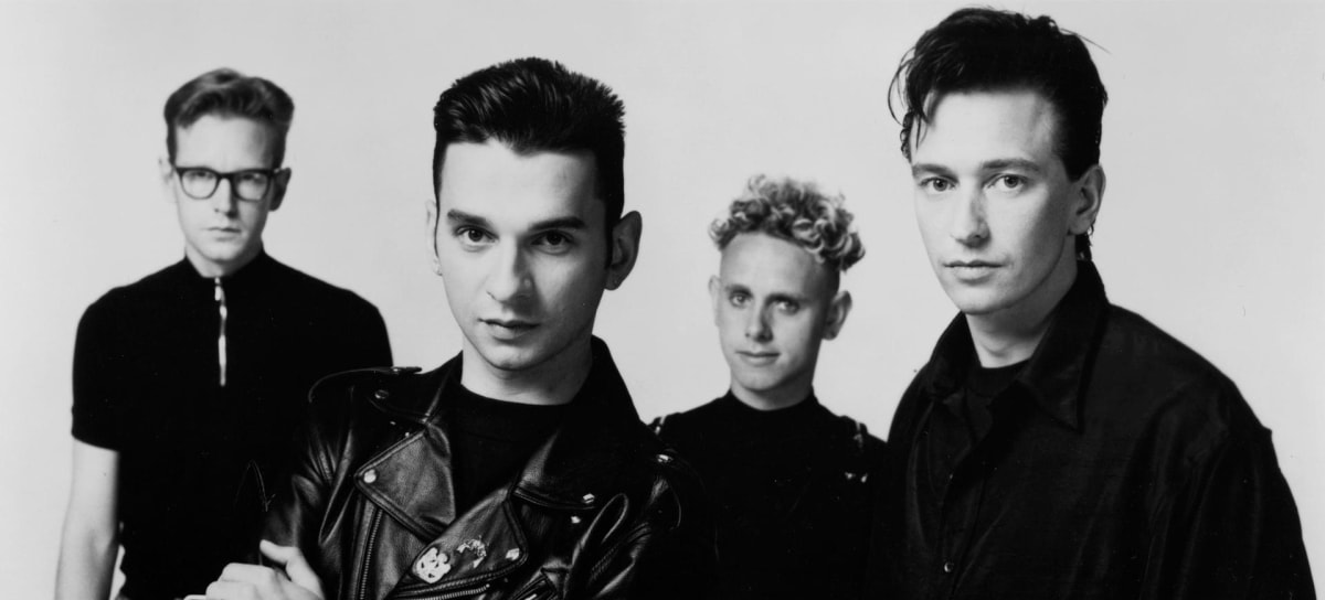 Watch Depeche Mode's Wholesome Rock & Roll Hall of Fame Acceptance Speech - EDM.com