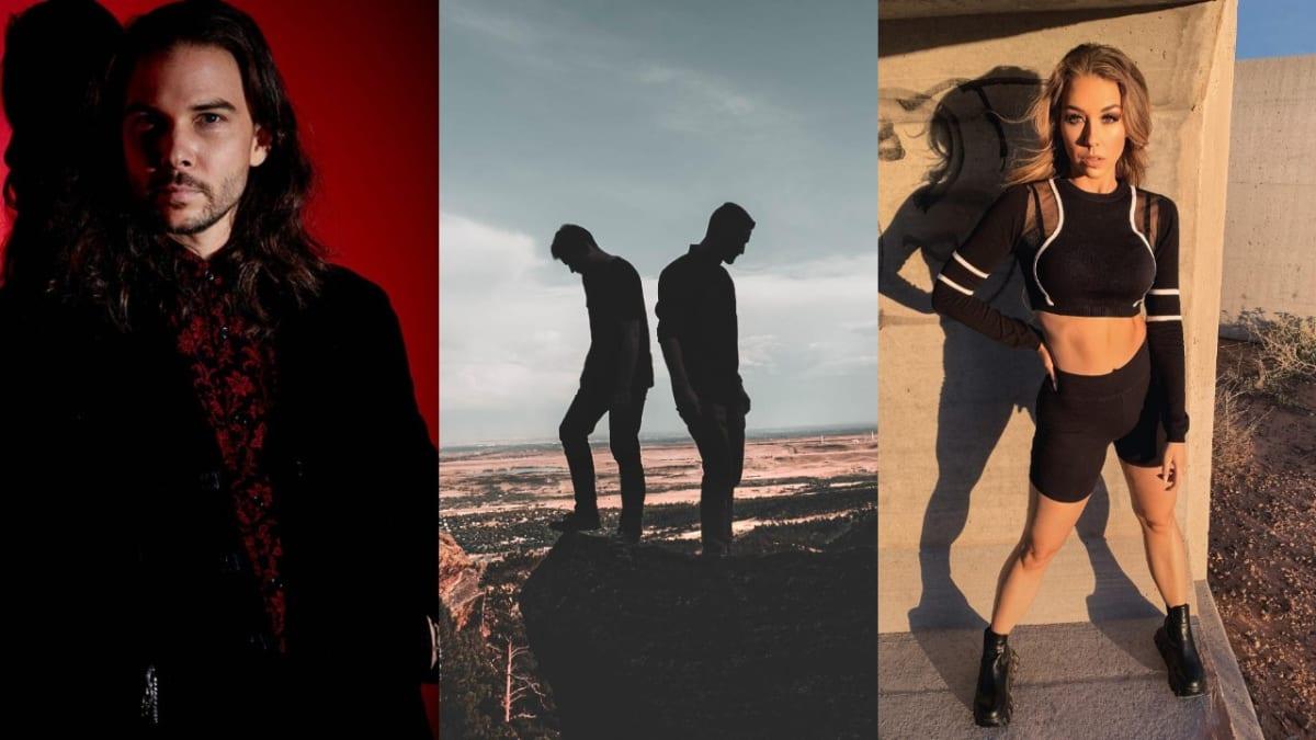 "Seven Lions, Last Heroes, and HALIENE Unveil Massive Collaboration ""Don't Wanna Fall"" - EDM.com"