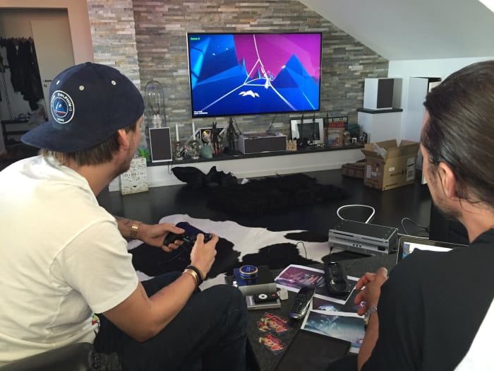 "Atari CEO and ""Beat Legend: Avicii"" Developer Discuss New Rhythm Game, Share Unearthed Photos of EDM Legend [EXCLUSIVE] - EDM.com"