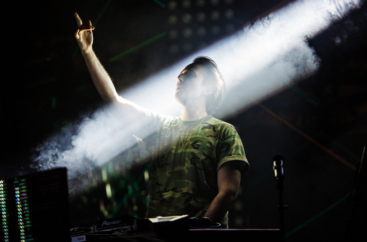 RL Grime Releases Nova Pure, an Instrumental Version of His Latest Album