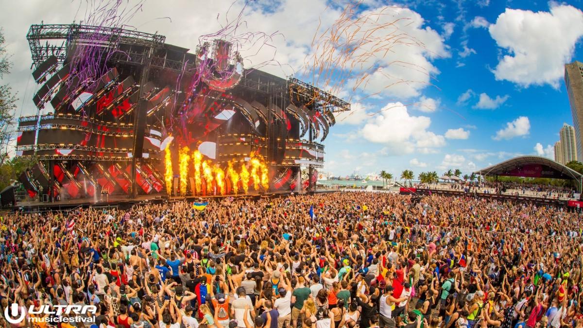 Ultra Music Frstival - Miami