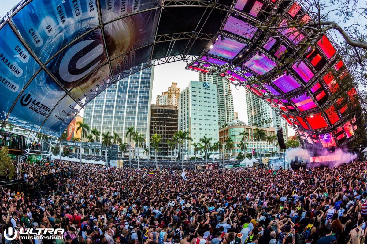 Ultra Music Festival 2019, Worldwide Stage
