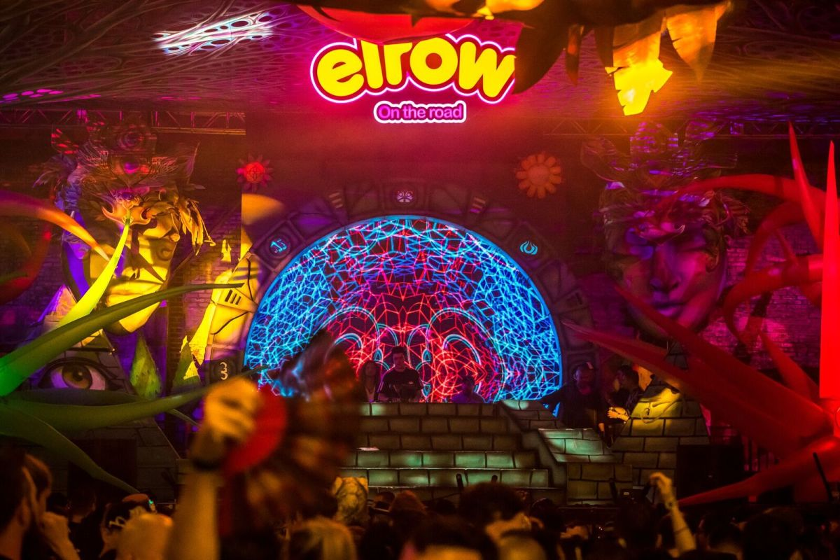 Stage - ELROW NYC RESIDENCY