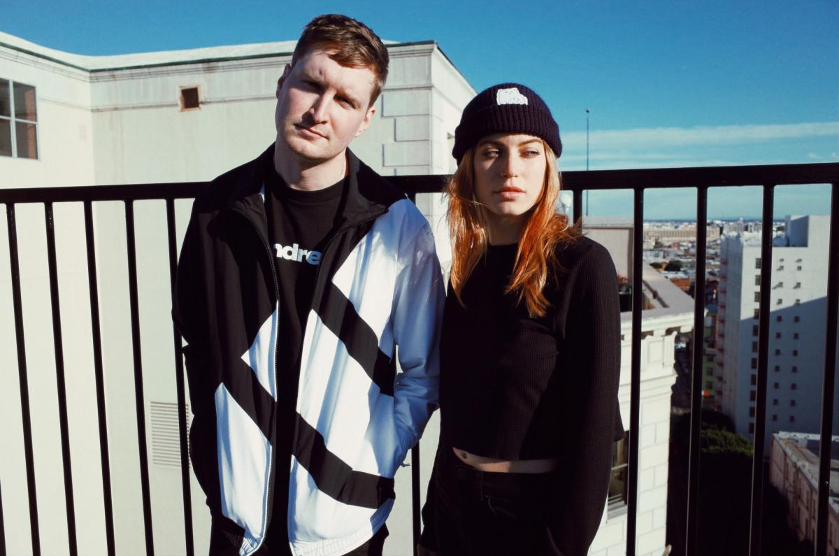 Amtrac & Anabel Eglund