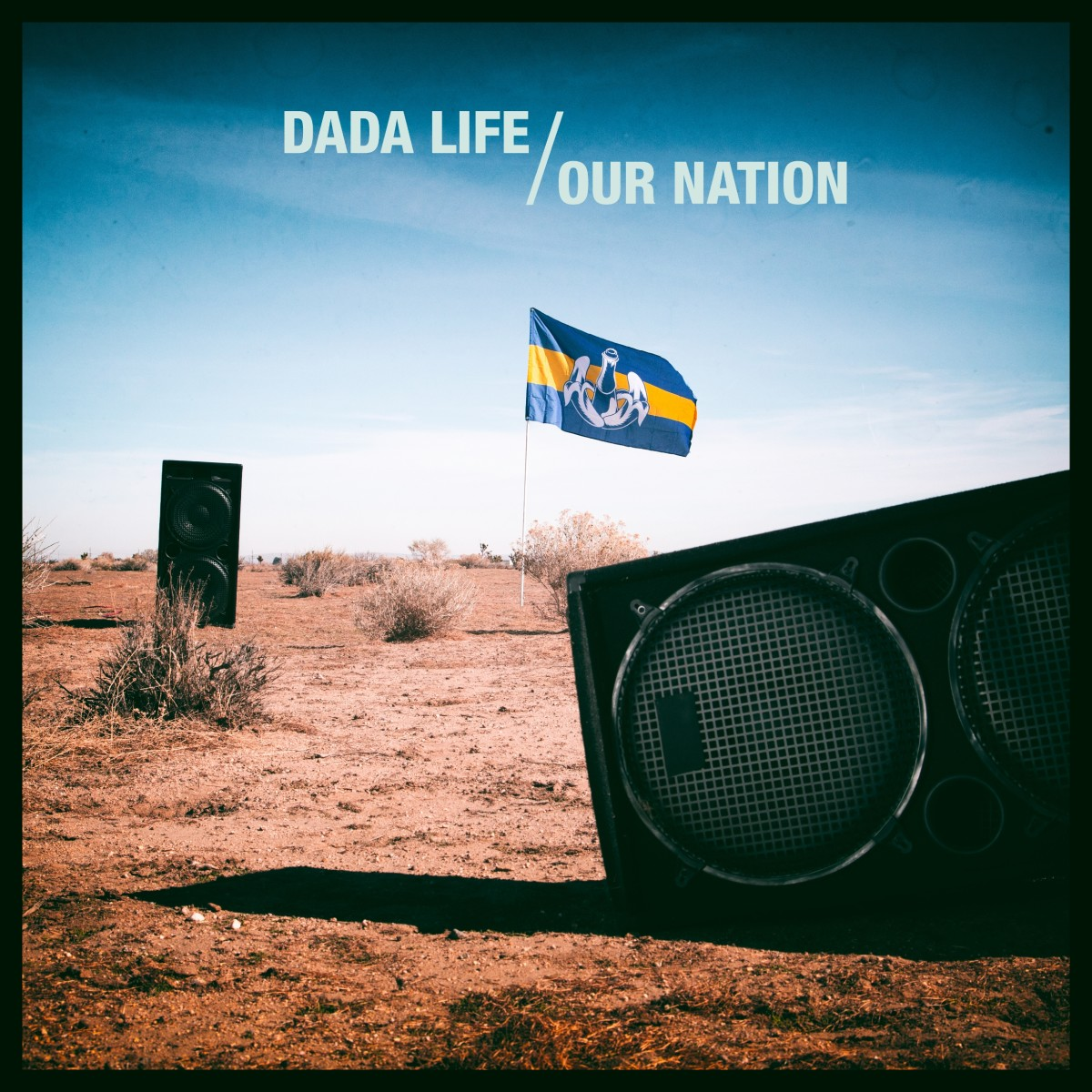 Dada Life _Our Nation (Album Cover)