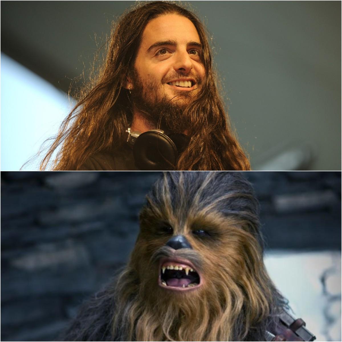bassnectar chewbacca
