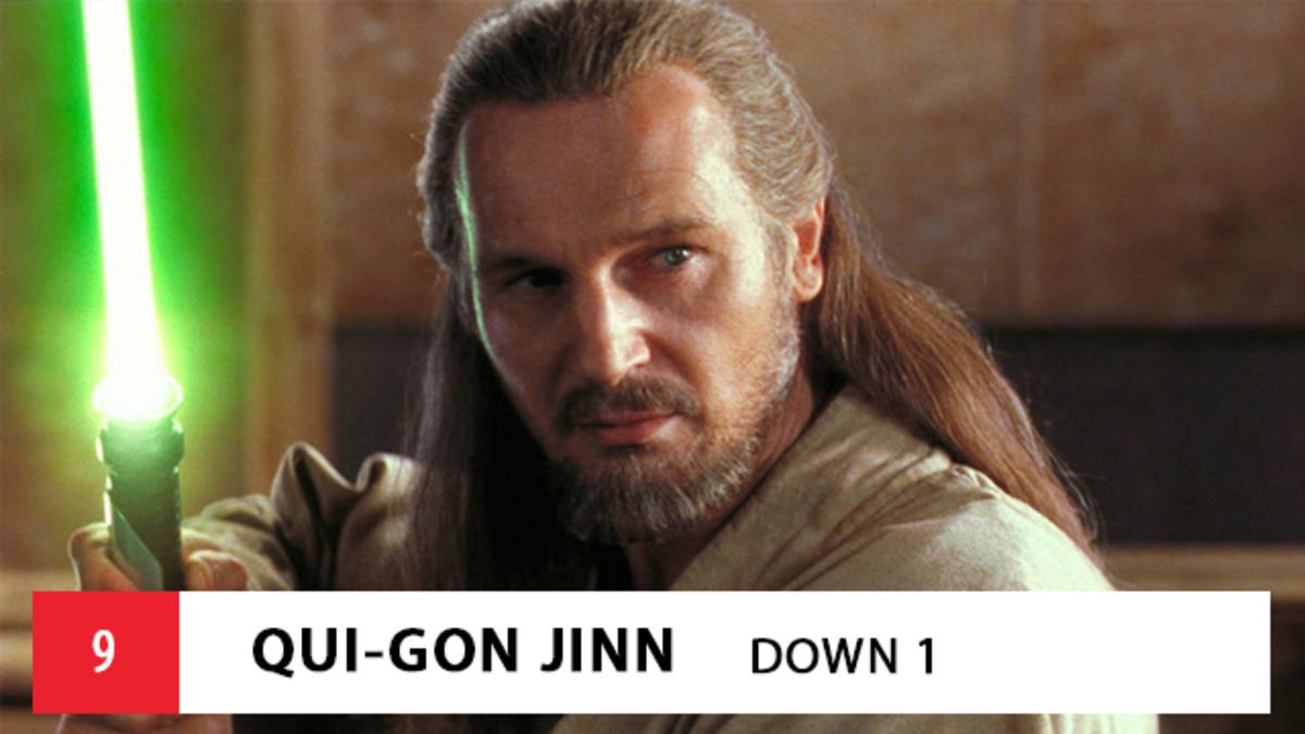 Qui-gon Jinn 9