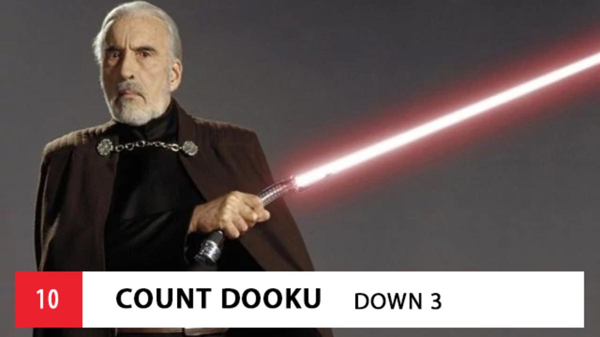 Count Dooku 10
