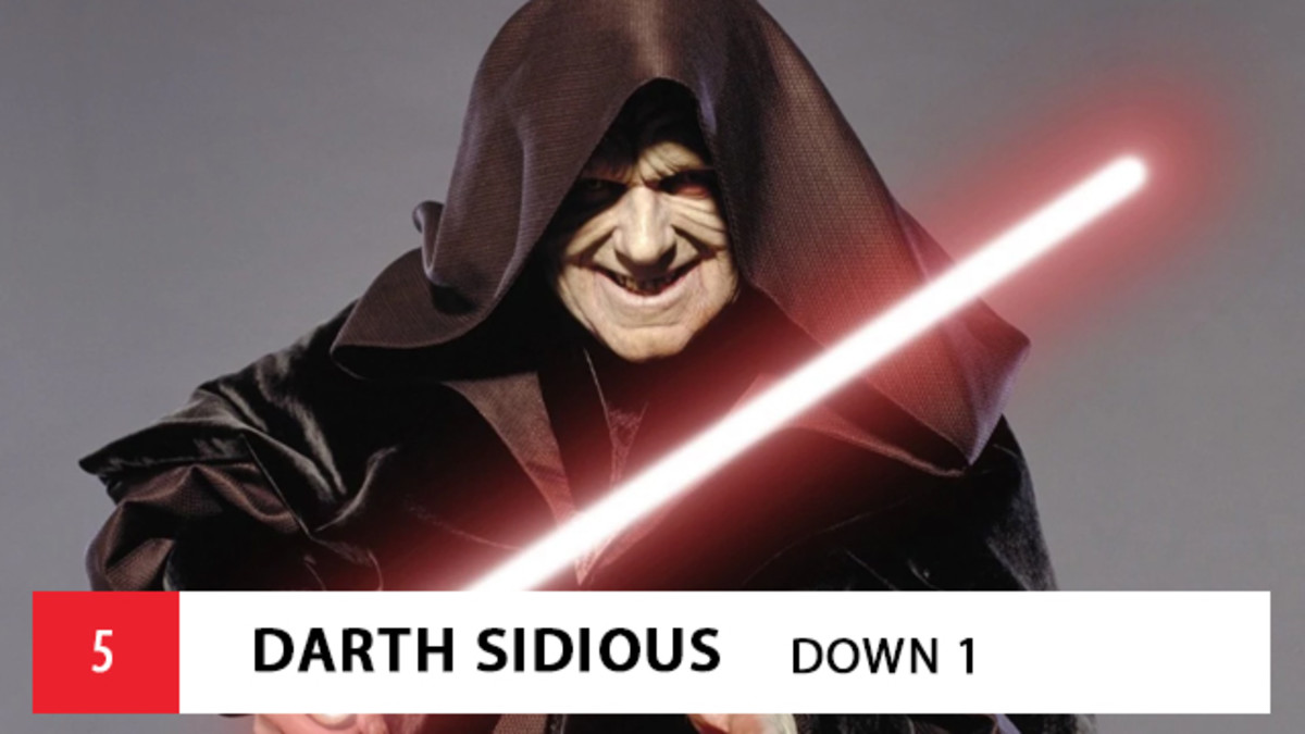 Darth Sidious 5