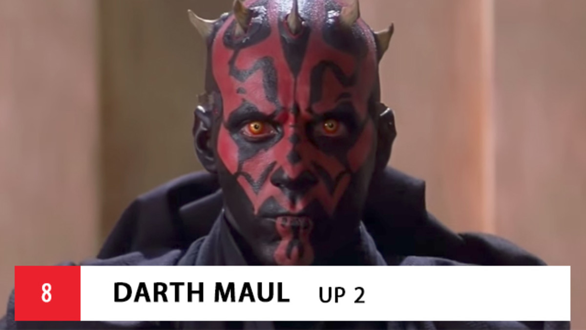 Darth Maul 8