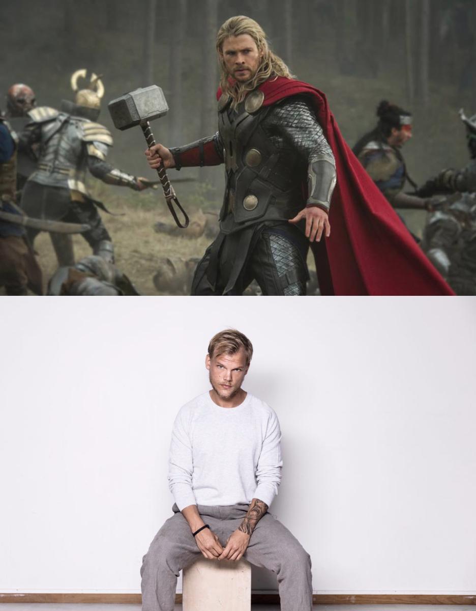 Thor Avicii