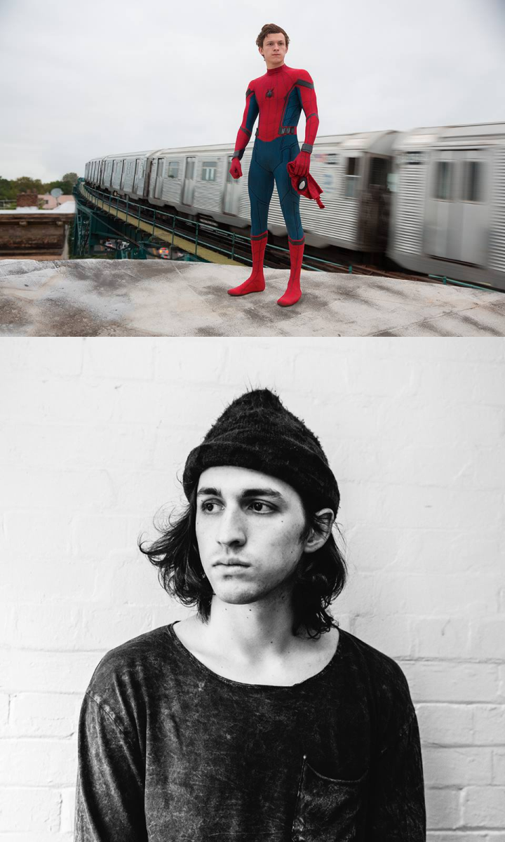 porter spiderman