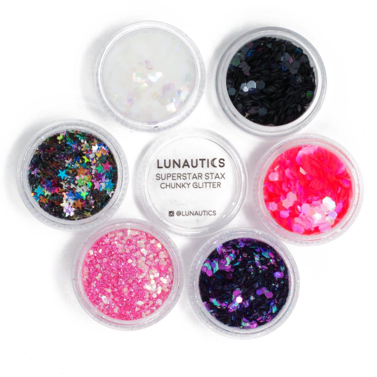 Lunauticsbio-degradable glitter!