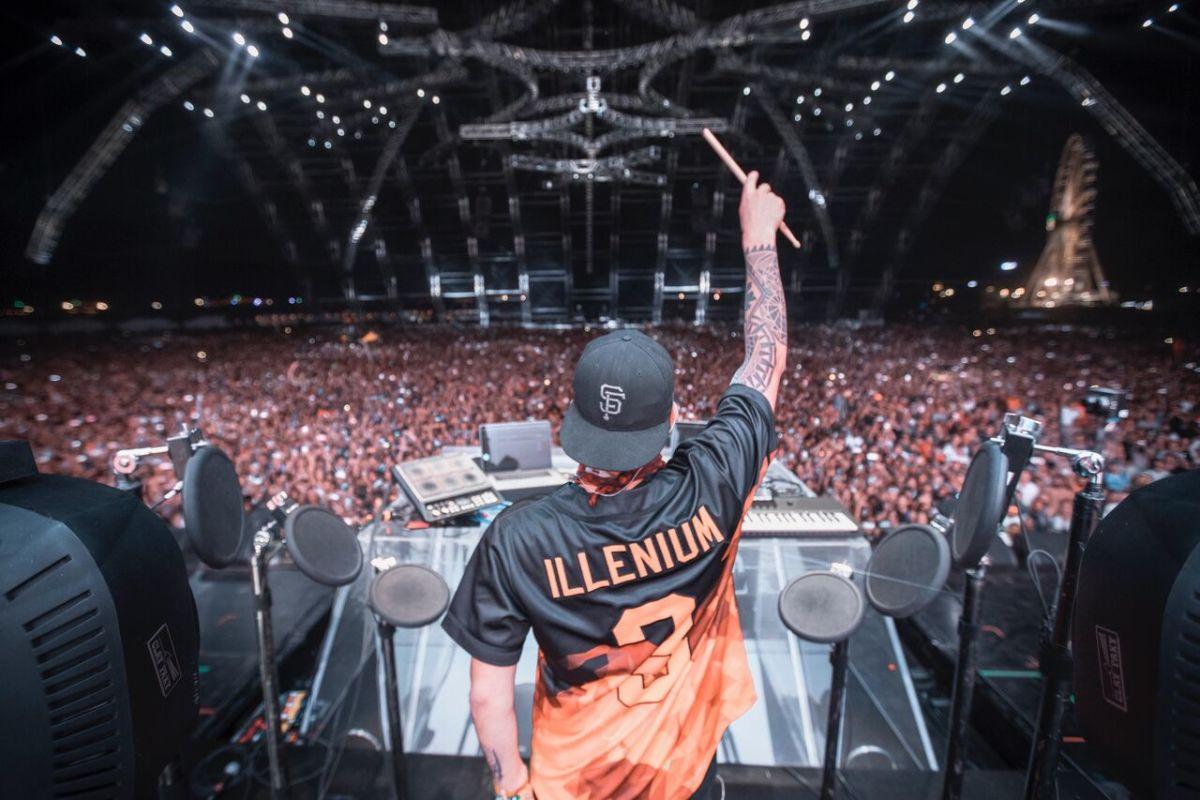 Illenium Coachella 2018