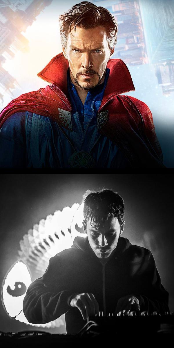 G Jones Doctor Strange