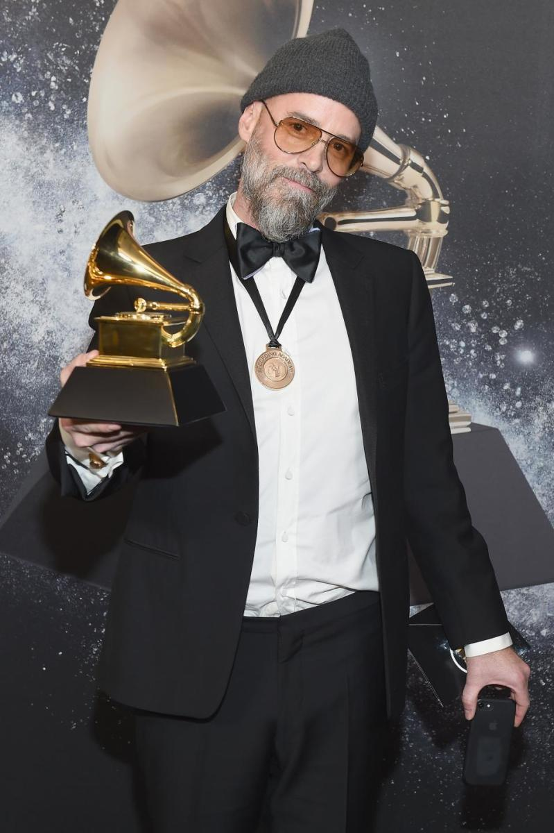 Dennis White Grammy Award