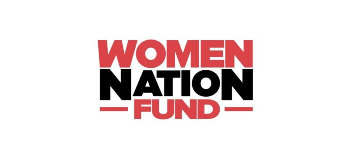 women nation fund - logo