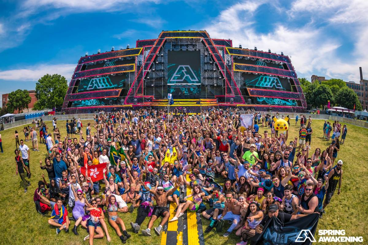 Spring Awakening Announces Headliners and New Location for 2019 Event