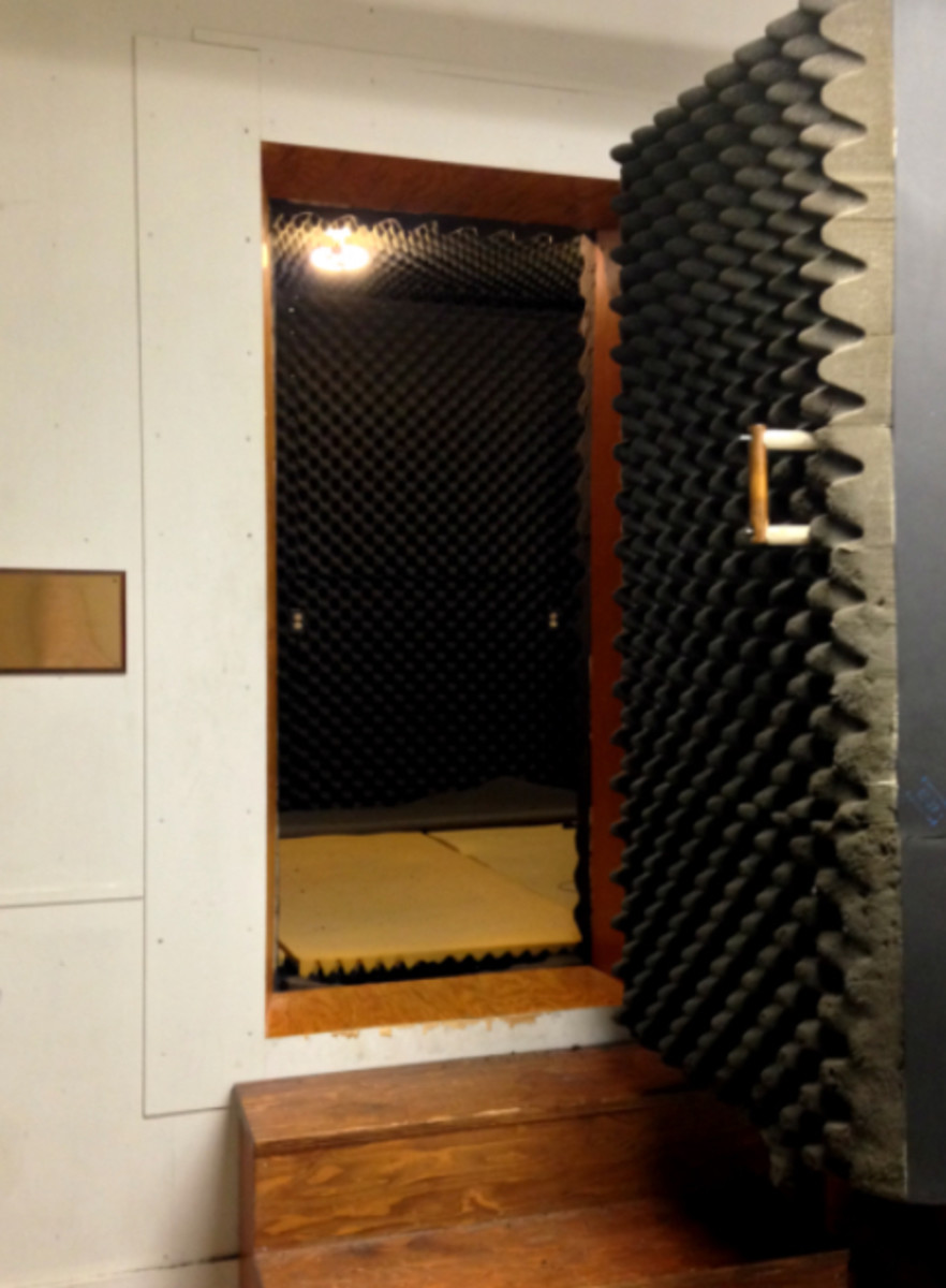 Anechoic Chamber at Duke University. Courtesy: Duke University Bliss Lab.