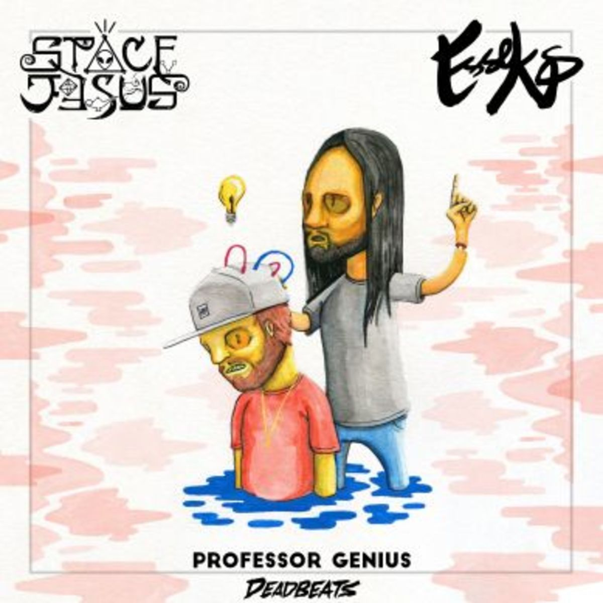Space Jesus x Esseks - Professor Genius