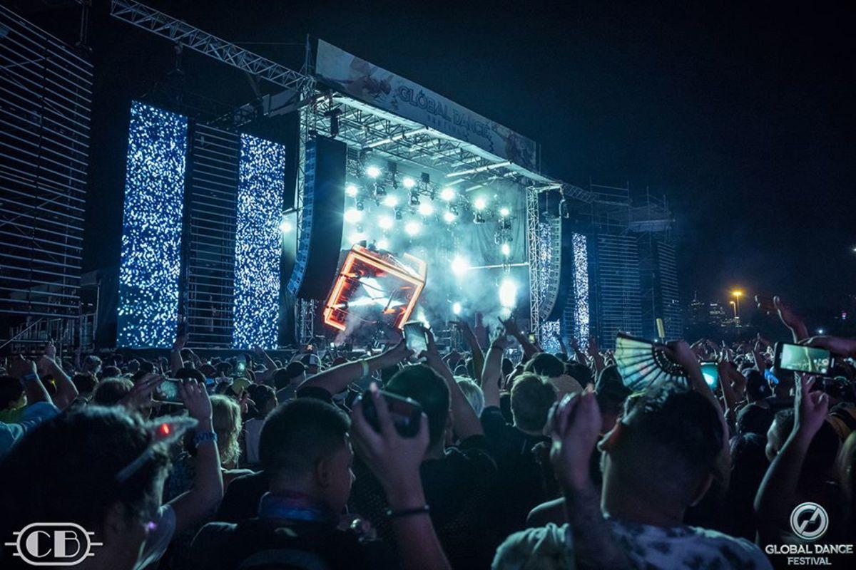 Global Dance Festival Day 2 Delayed Due to Lightning Strike