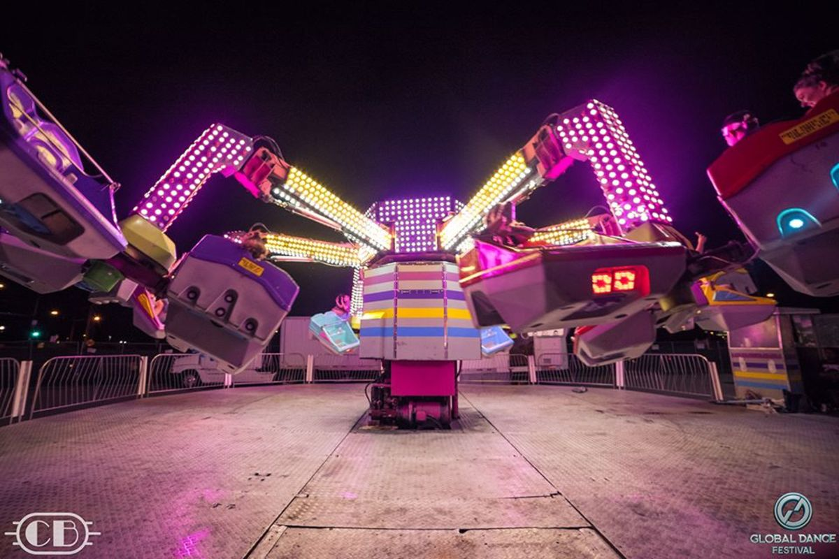 Global Dance Festival - Carnival Ride
