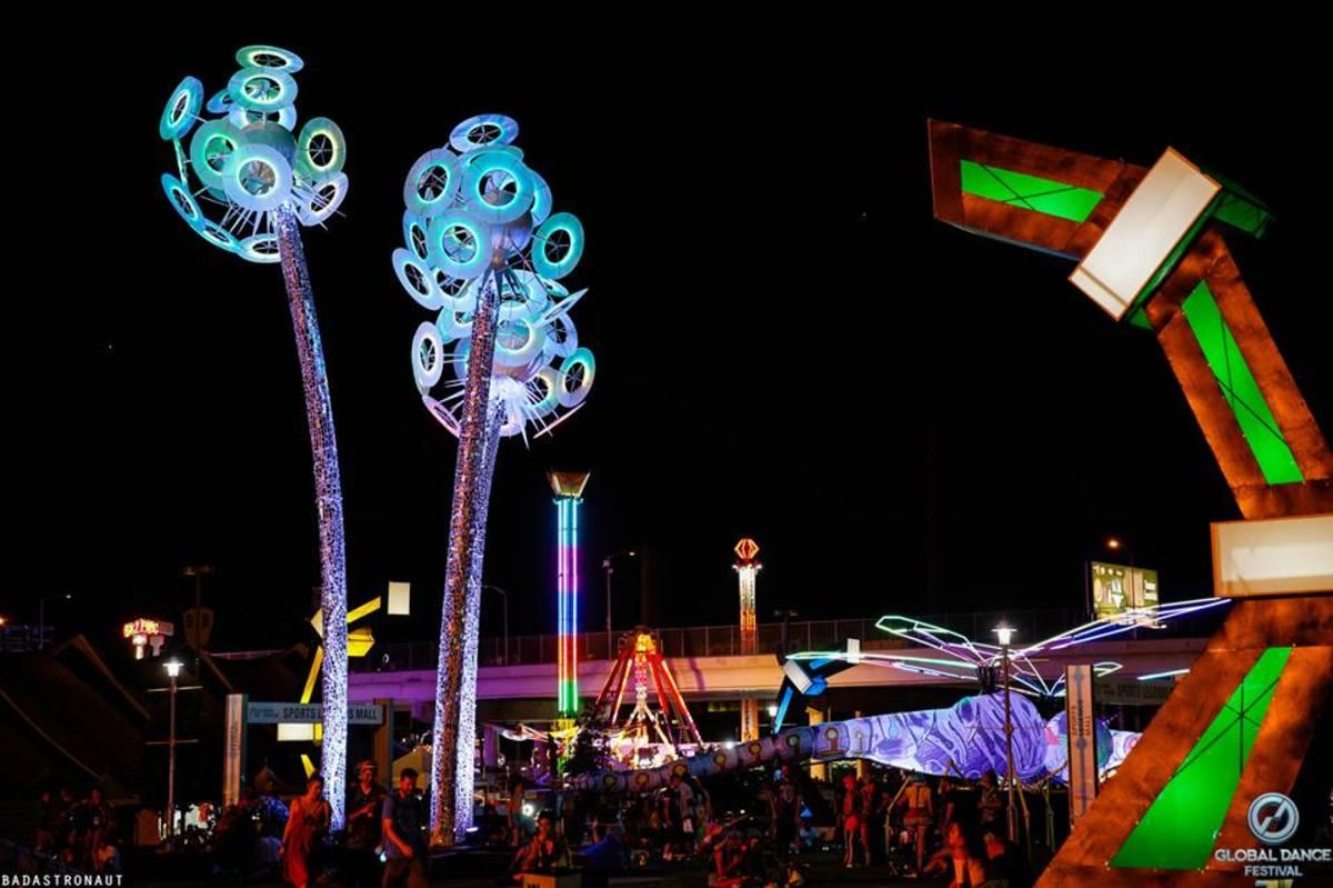 Global Dance Festival - Dragonfly Art Park