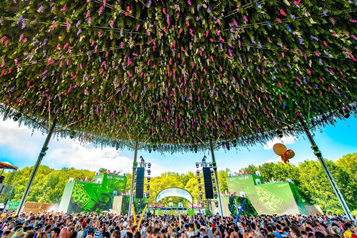 Garden of Madness Tomorrowland