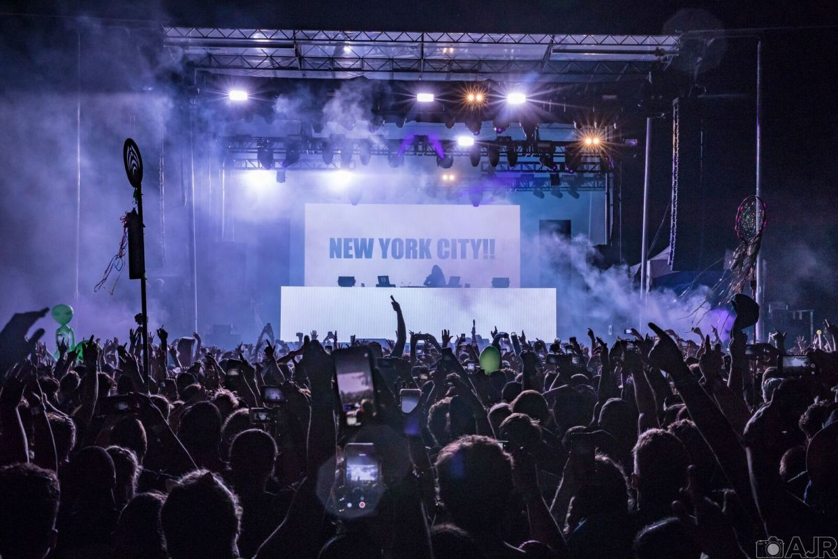 Bassnectar NYC - Elements 2018