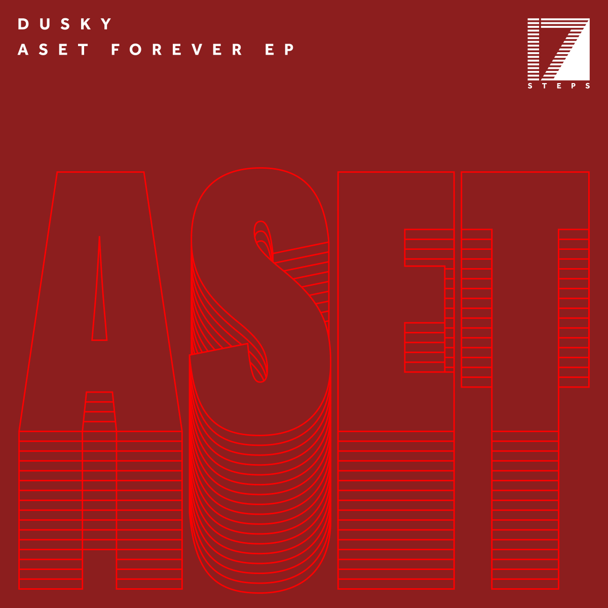 Dusky - Aset Forever EP - Packshot - Front