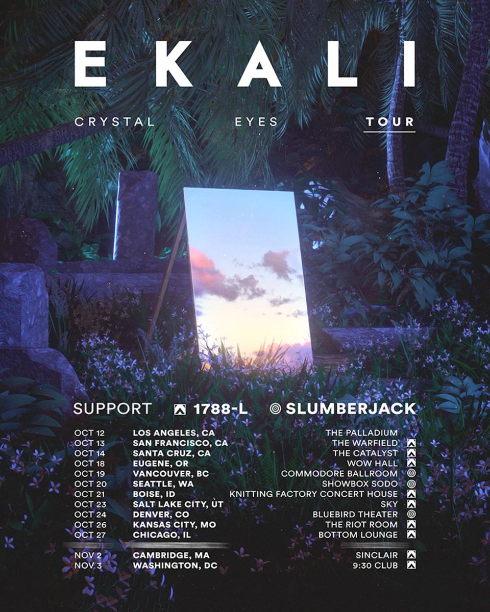 ekali tour