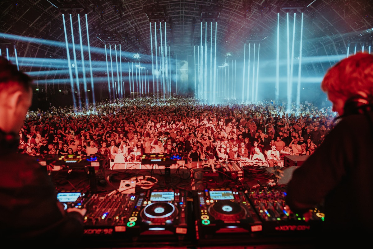 The Steel Yard has become a real landmark for the festival