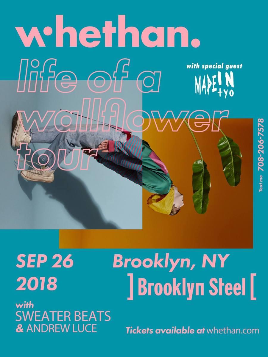 Whethan - Brooklyn Steel NYC September 26 2018